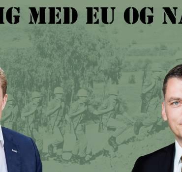 I krig med EU & NATO