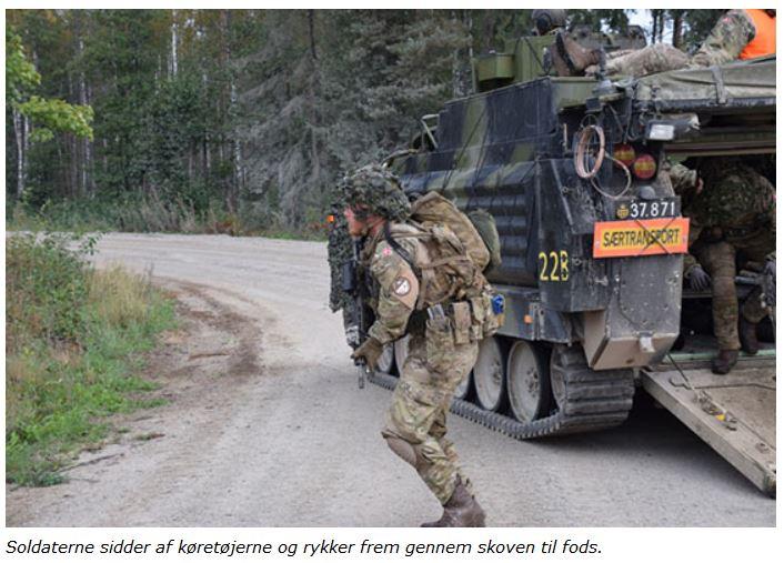 Nye chefer for Hærkommandoen og Danmarks militære repræsentation i NATO