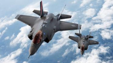 Se eller gense de spændende foredrag fra F-35 konferencen