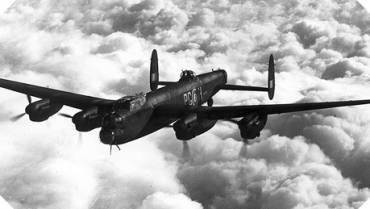 Mindesammenkomst for 14 flyvere der mistede livet i kamp for fred og frihed