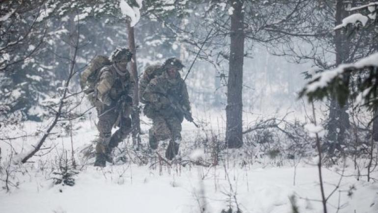 Fire trends der udfordrer dansk forsvar og dansk forsvarsplanlægning