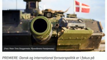 Ny hjemmeside sætter fokus på forsvarspolitik