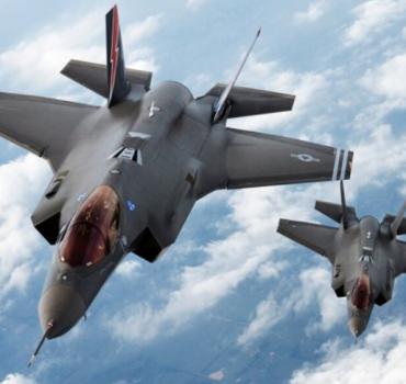 UNIKT F-35 EVENT – Virtual reality, F-35 Simulator og E-sport!