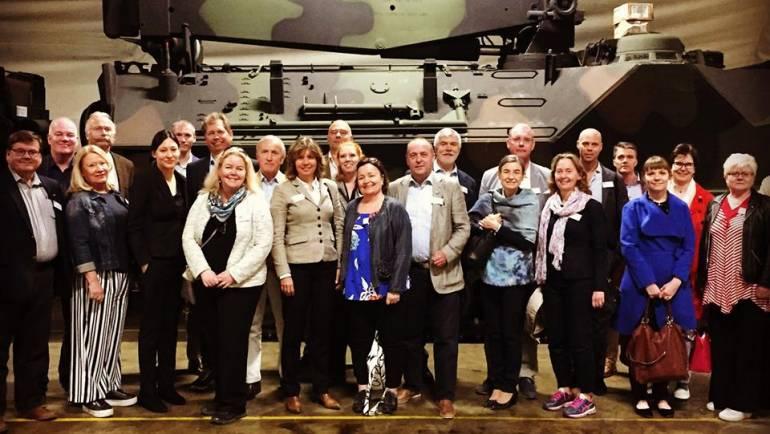 Folk og Sikkerhed deltog i de nordiske søsterorganisationers nordiske konference
