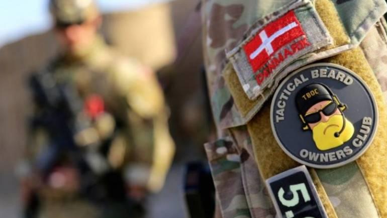 Det danske specialoperationsstyrkebidrag i Irak hjemtages