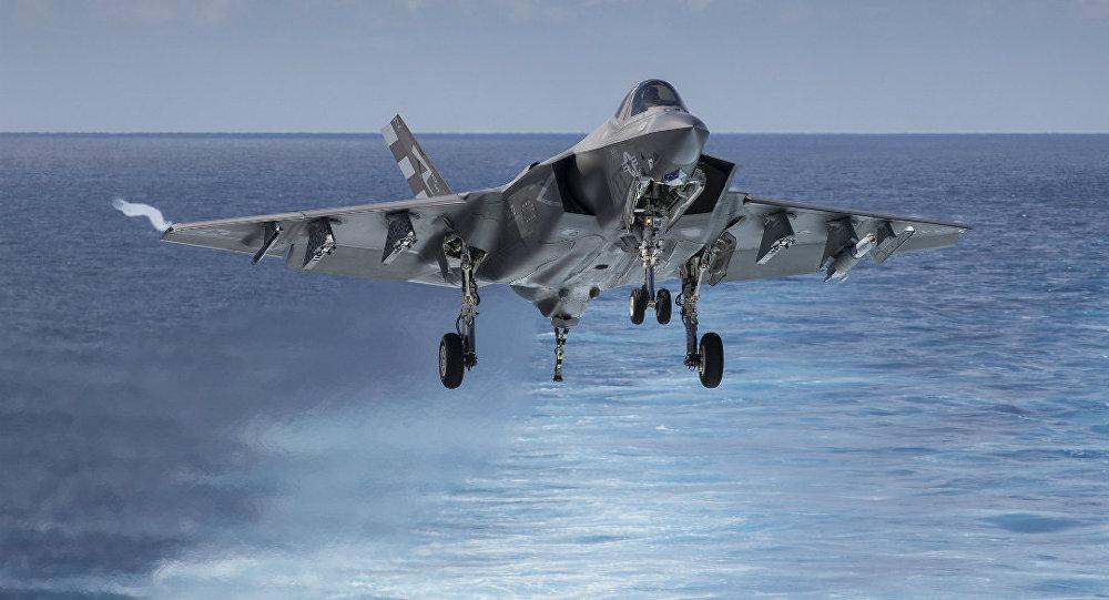 Nu kan du prøve F-35 simulatoren i Haderslev