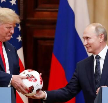 Hvad er der kommet godt ud af Trump og Putins topmøde?