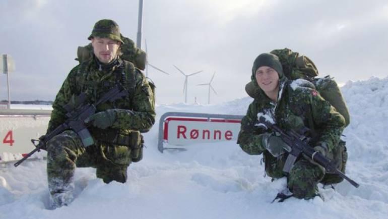 Forsvarsministeren: Bornholm en vigtig brik i forsvarsforliget