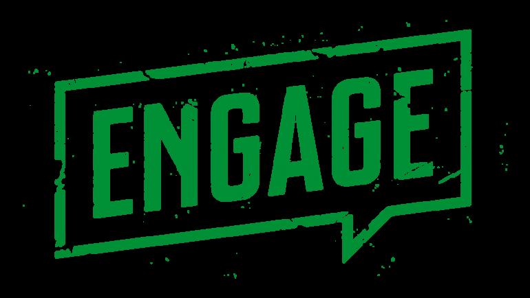 Folk & Sikkerhed støttede op om Engage festival igen i år