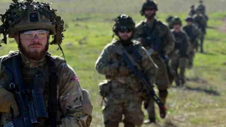 NATO-øvelsen Night Hawk 2018 er skudt i gang i Danmark