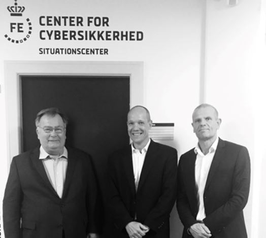 Center for Cybersikkerhed har indviet nyt Cybersituationscenter