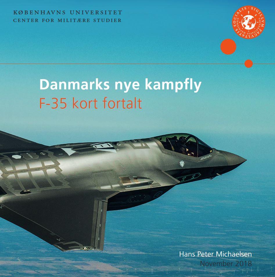 Nyt brief om F-35 kampflyet