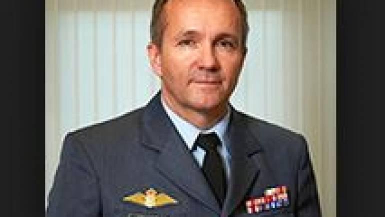 Foredrag med Generalmajor Anders Rex, Chef for Flyverkommandoen.