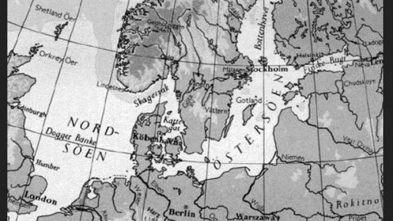 Hjort diskuterer styrket Østersø-samarbejde med Tyskland