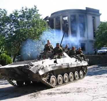 Krigen som verden har glemt – Georgien, NATO og Rusland
