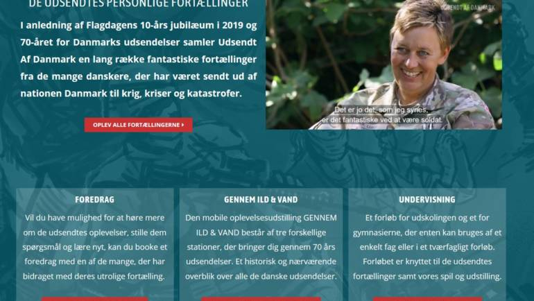 Invitation til foredrag og oplæg – InterForce