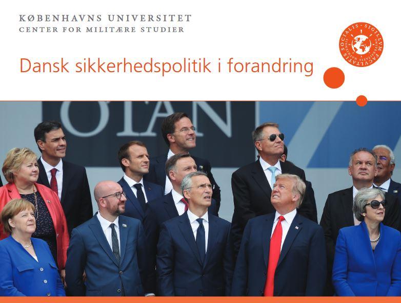 """Event med fire danske ambassadører: """"Dansk sikkerhedspolitik i forandring"""""""