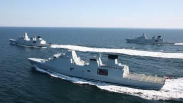 State of the Navy – Søværnet på vej ind i 2020