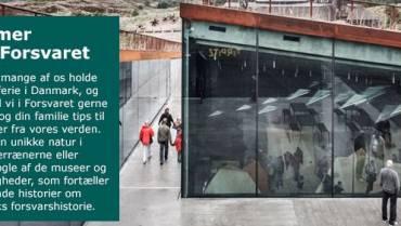 Sommer med Forsvaret – i hele Danmark