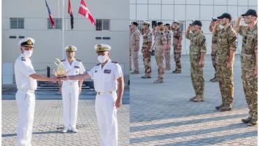 Danmark overtager ledelsen af europæisk mission i Hormuz